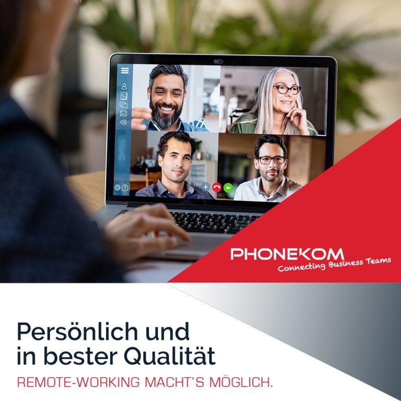 PHONEKOM | Remote-Working